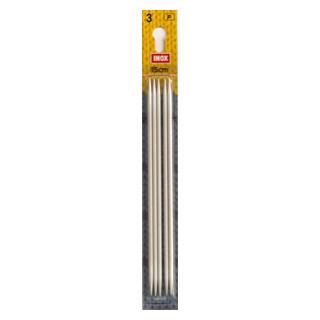 Nadelspiel Nr. 3 Metall 15cm lang / PG O