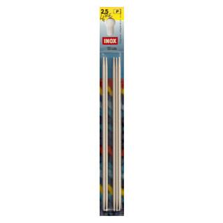 Nadelspiel Nr. 2,5 Metall 15cm lang / PG O