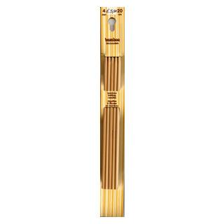 Nadelspiel Nr. 4 Bamboo  20cm lang / PG X