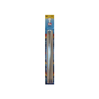 Nadelspiel Nr. 6  Kunststoff 20cm lang PG R