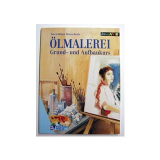Oelmalerei Grund- und Aufbaukurs, Englisch Verlag