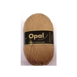 Opal Uni Socken- und Pulloverwolle beige fb. 3075