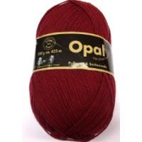 Opal Uni Socken- und Pulloverwolle burgund fb. 3080