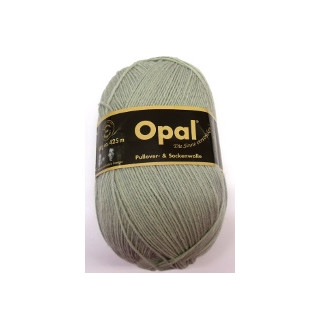 Opal Uni Socken- und Pulloverwolle hellgrau fb. 3083