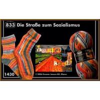 Opal Hundertwasser Die Strasse zum Sozialismus fb. 1430