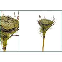 Broom Reisignest ø12 auf Stick
