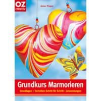 Grundkurs Marmorieren, von Anne Pieper