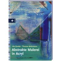 Abstrakte Malerei in Acryl, Zander Ute, Mohrmann T.