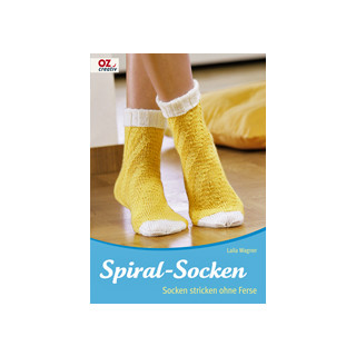 Spiral - Socken, Laila Wagner