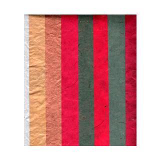 Papierset Festlich 8 Farben A4