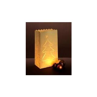 Luminara- Lichtertüte, Tannenbaum groß