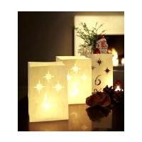 Luminara- Lichtertüte, Advent-Set 24 Stck. klein