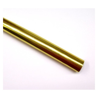 Bastelfolie Alu Rolle 50x80 cm gold/gold