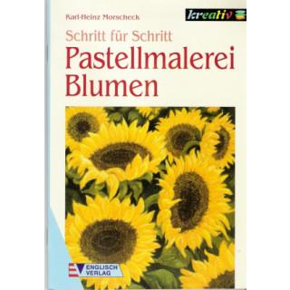 Pastellmalerei Blumen