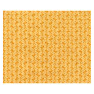 Zuschnitt BW-Stoffe Orange  52 x 52 cm