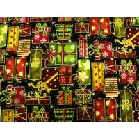 Geschenkpackete Christmas  fb. 1192  bunt