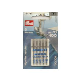Nähmaschinennadeln Universal Nr. 70-100 /SB