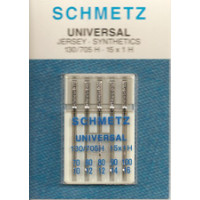 Nähmaschinennadeln Universal -Synth. Nr.70-100