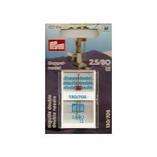 Nähmaschinennadeln Stretch Doppelnadel  2,5/80  /SB