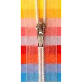 Kunststoff-Reißverschluß teilbar 50 cm transp.