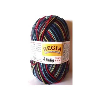 Regia Wolle 4fach color fb.05738 / 50g