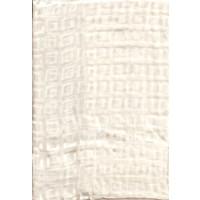 Seidentuch Alec  Satin-Devore 55x55 cm