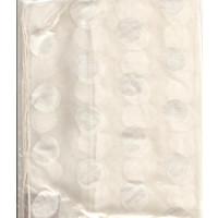 Seidentuch Lana Satin-Devore 55x55 cm