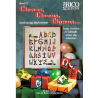 Clowns Clowns Clowns Kreuzstich
