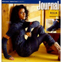 Regia Highland Tweed Anleitungsheft Journal PG S
