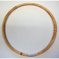 Taschengriffe Bambusring natur 20cm
