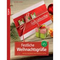 Festliche Weihnachtsgrüße, Helene Ludwig