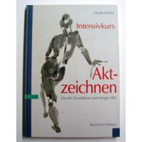 Aktzeichnen Intensivkurs - Augustus Verlag