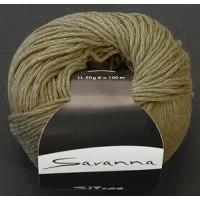 Savanna BW/Leinen 50g fb. 30 safari