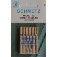 Schmetz Micro Nähmaschinen Nadel 70/10 SB Karte 5 Stck.