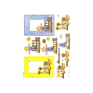 3D Bogen Le Suh A4, Vogelscheuche