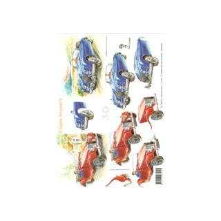 3D Bogen Le Suh A4, Auto