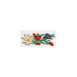 Edelweiss u. Blueten