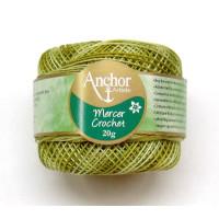 Mercer Crochet 20/20g fb. 1216 col. grüntöne