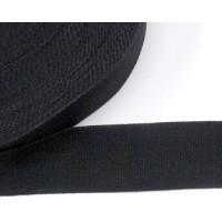 BW Gurtband 40mm fb. 14 schwarz