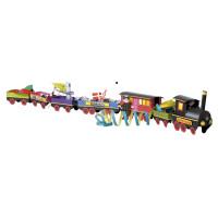Kinderkit Paper Train