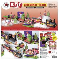 Bastelset Christmas Train