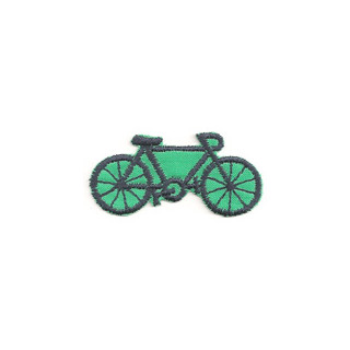 Fahrrad gruen