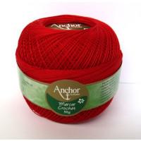 Mercer Crochet 20/50g fb. 09046 rot