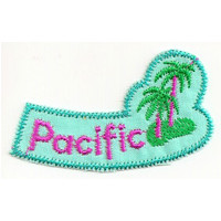 Pacific hellblau