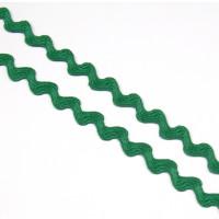 Zackenlitze 10 mm grün