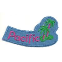 Pacific blau