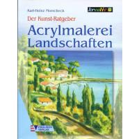Acrylmalerei Landschaften v. Karl-Hein Morscheck