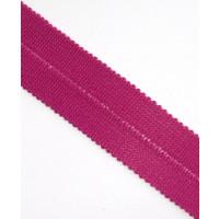 Einfassband Falzband El. MW 20mm fb. 483 pink