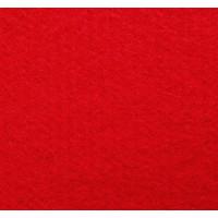 Textilfilz stark 4 mm 70x45 cm Beutel 1 Stück fb. rot