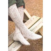 Socken für Kerle selbst gestrickt; Sabine Abel